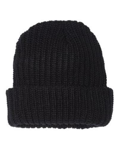 "12"" Chunky Knit Cap"