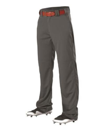 Adjustable Inseam Baseball Pants