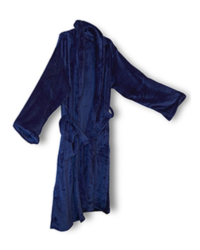 Alpine Fleece Mink Touch Luxury Robe