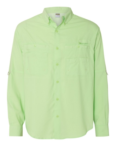 Baja Long Sleeve Fishing Shirt