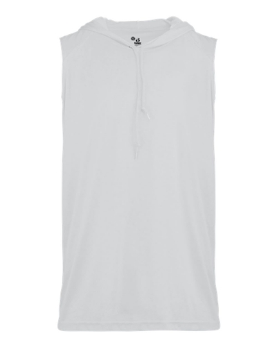 B-Core Sleeveless Hooded Tee