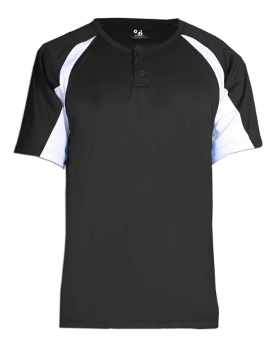 B-Core Youth Hook Placket Jersey
