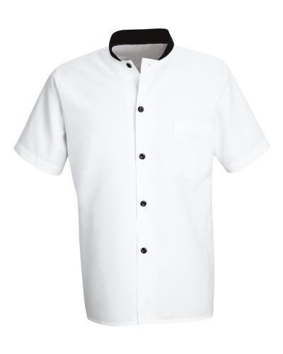 Black Trim Cook Shirt