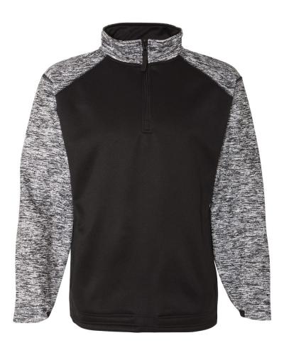 Blend Sport Performance Fleece Quarter-Zip Pullover
