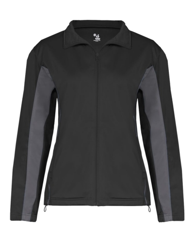 Brushed Tricot Women's Drive Jacket