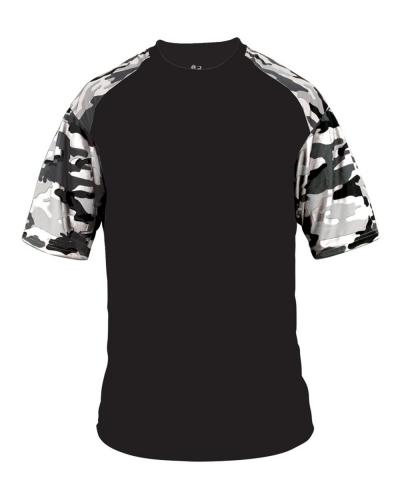 Camo Sport T-Shirt