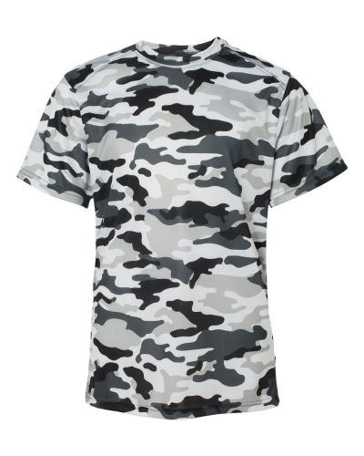 Camo Youth Short Sleeve T-Shirt