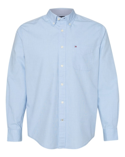 Capote End-on-End Chambray Shirt