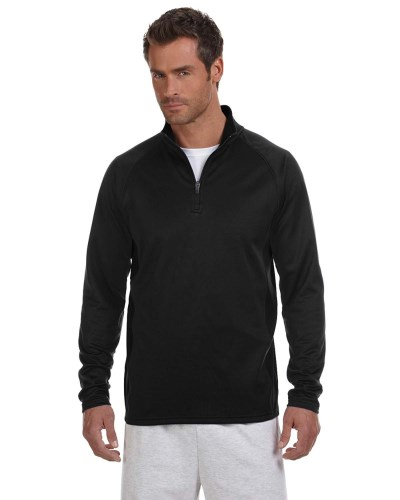 Adult 5.4 oz. Performance Fleece Quarter-Zip Jacket