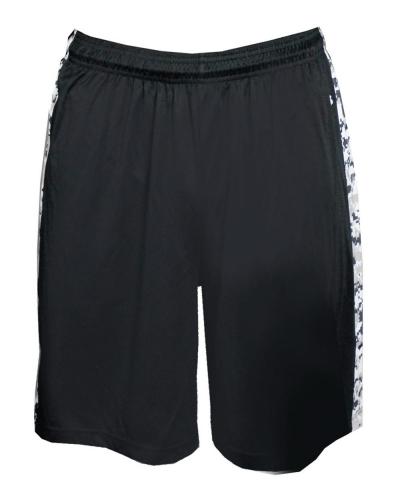 Digital Camo B-Attack Shorts