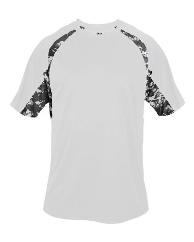 Digital Camo Youth Hook T-Shirt