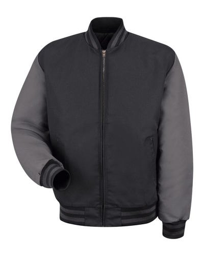 Duo-Tone Team Jacket Long Sizes