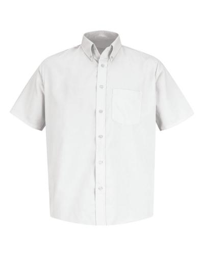 Easy Care Short Sleeve Dress Shirt - Long Sizes