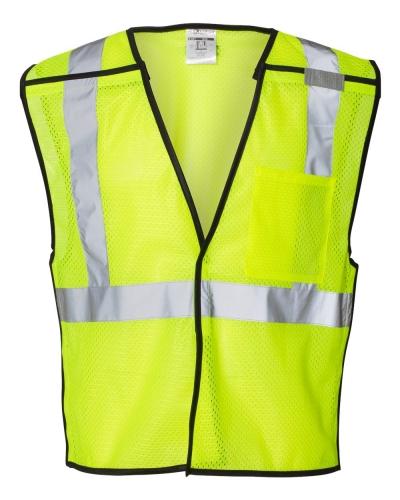 Economy Single Pocket Breakaway Vest