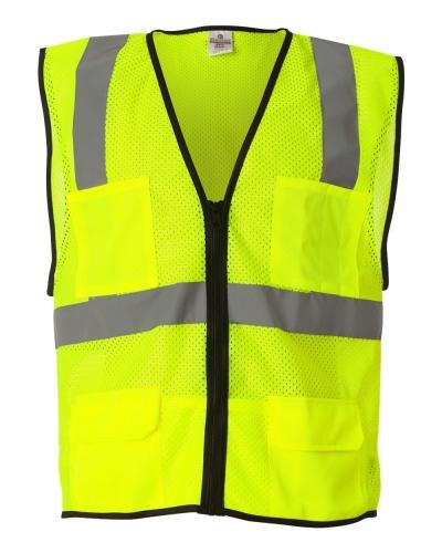 Economy Six Pocket Mesh Vest
