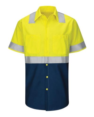 Enhanced & Hi-Visibility Work Shirt