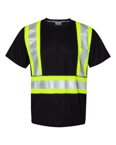 Enhanced Visibility Contrast T-Shirt
