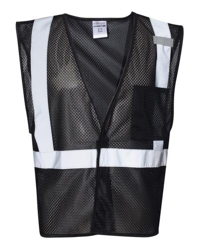Enhanced Visibility Mesh Vest
