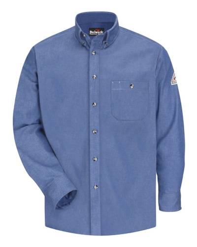Excel Denim Dress Shirt