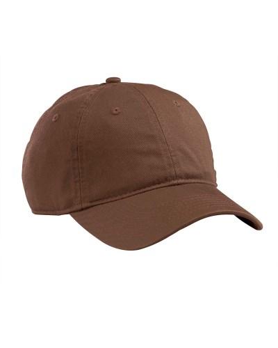 Organic Cotton Twill Unstructured Baseball Hat