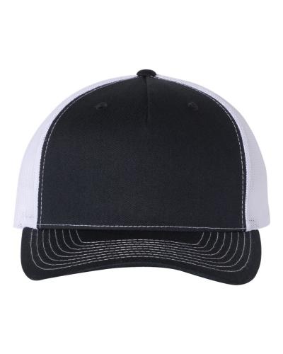Five-Panel Snapback Trucker Cap
