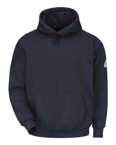 Flame Resistant Pullover Hooded Fleece Sweatshirt