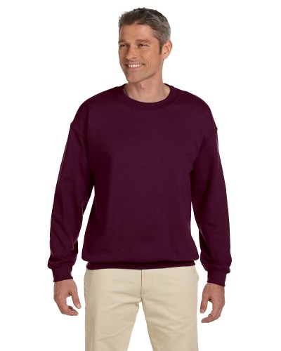 Hanes F260 Adult 9.7 oz. Ultimate Cotton 90/10 Fleece Crew