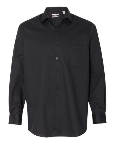 Flex Collar Long Sleeve Shirt