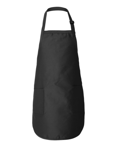 Full-Length Apron with Pockets