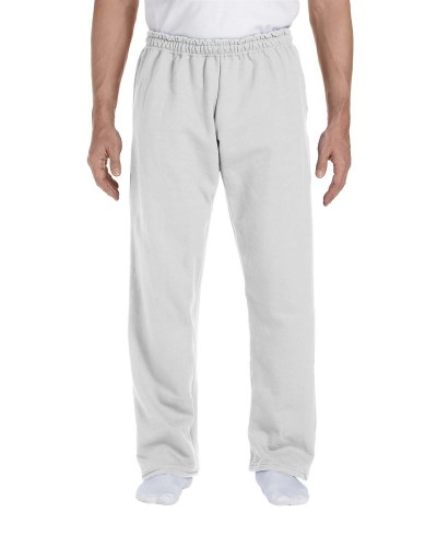 Gildan G123 Adult DryBlend 50/50 Open-Bottom Sweatpants