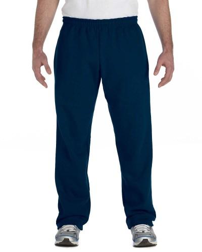 Gildan G184 Adult Heavy Blend 50/50 Open-Bottom Sweatpants