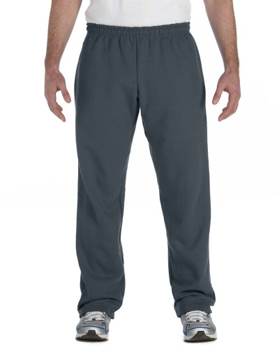 Gildan G184 Adult Heavy Blend 50/50 Open-Bottom Sweatpants
