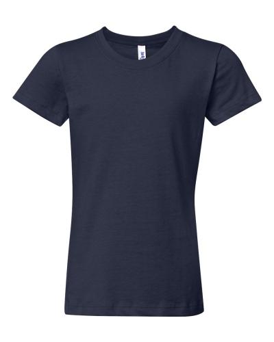 Girls' Short Sleeve Jersey Tee