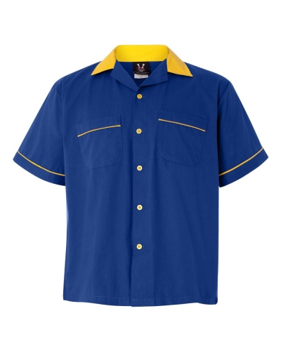 GM Legend Bowling Shirt