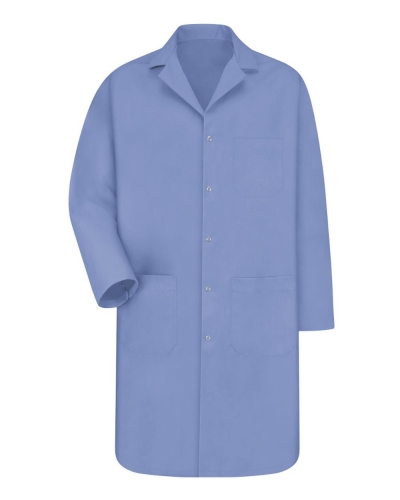 Gripper Front Lab Coat