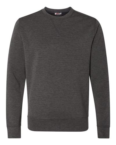 Heat Last Fleece Tech Crewneck Sweatshirt