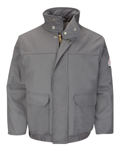 Insulated Bomber Jacket