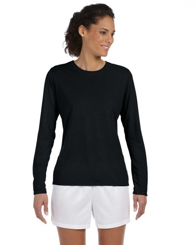 Ladies' Performance® 5 oz. Long-Sleeve T-Shirt