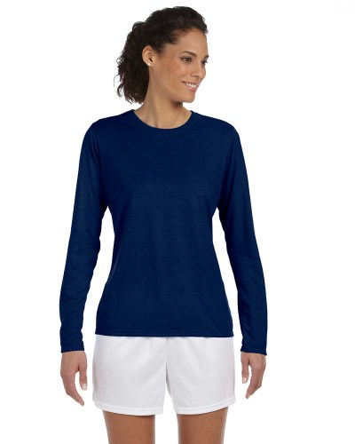Ladies' Performance® 5 oz. Long-Sleeve T-Shirt