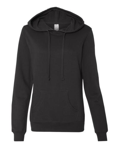 Juniors' Heavenly Fleece Lightweight Hooded Sweatshirt