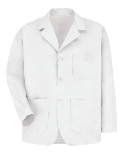 Lapel Counter Coat Long Sizes