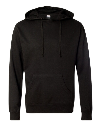 Lightweight Hooded Pullover Sweatshirt