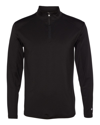 Lightweight Quarter-Zip Pullover