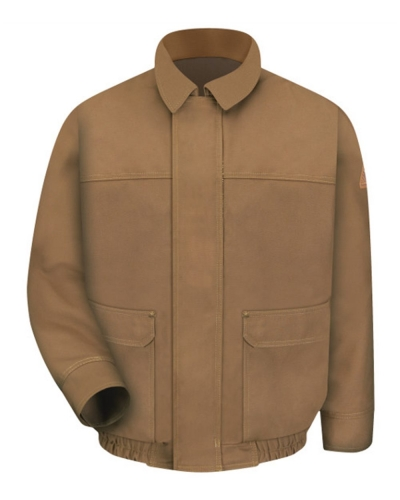 Lined Bomber Jacket - EXCEL FR® ComforTouch