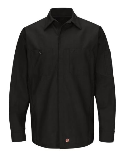 Long Sleeve Automotive Crew Shirt