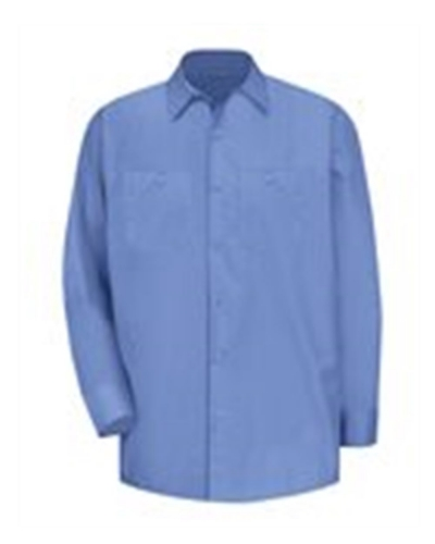 Long Sleeve Broadcloth Long Sizes