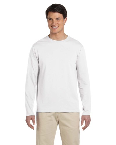 Adult Softstyle® 4.5 oz. Long-Sleeve T-Shirt
