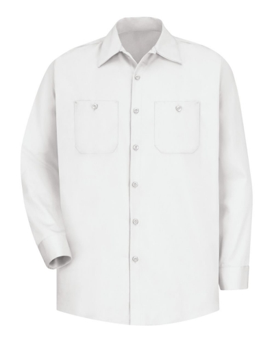 Long Sleeve Uniform Shirt Long Size