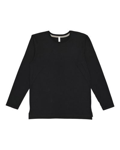Men's Forward Shoulder Long Sleeve Premium Jersey Tee