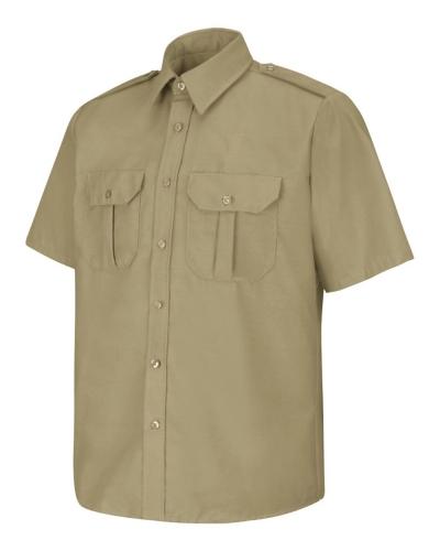 Men's Short Sleeve Security Shirt